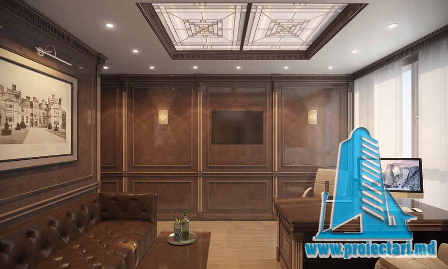 Proiect design cabinet oficiu de lucru3